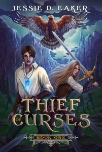 Cover for Thief of Curses