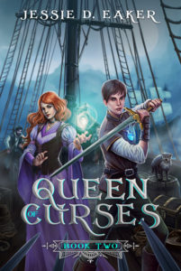 Cover for Queen of Curses
